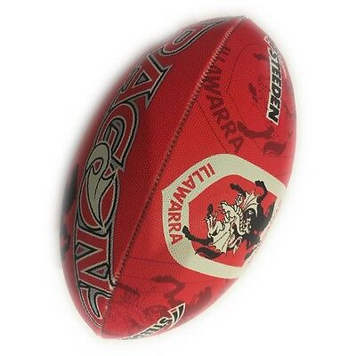 NRL Football Dragons Small Supporters Ball Brand New