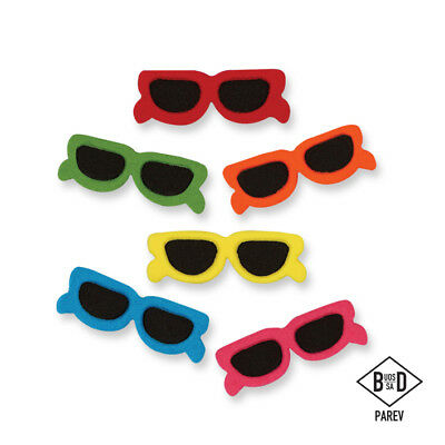 PME Handcrafted SUNGLASSES Sugar Decoration Edible Cake Topper Icing Decorating