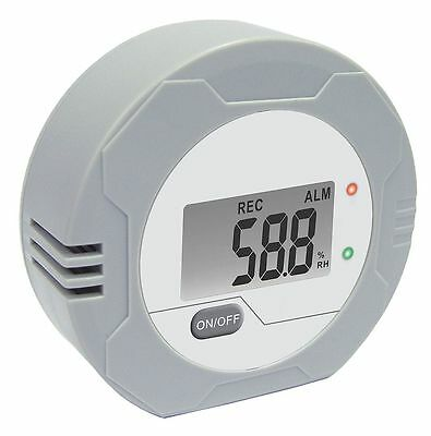 Data Logger, Temperature and Humidity - 13G715
