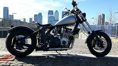 YAMAHA XJR 1300 Chopper Bobber Custom Softail
