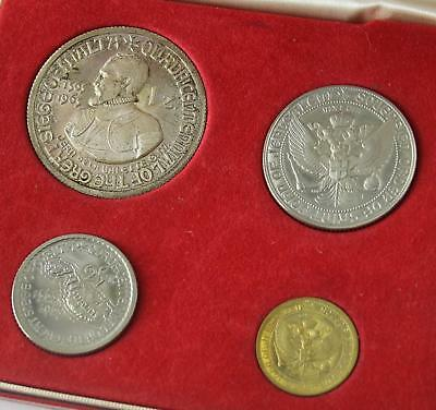 Malta 1965 4 coin sovereign set