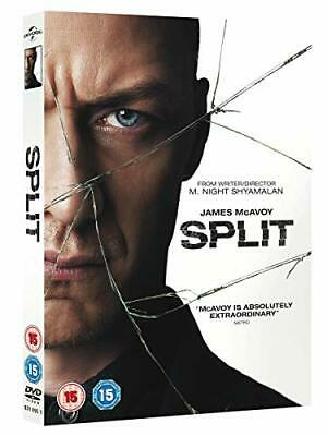 Split (DVD) [2017] - DVD  JWVG The Cheap Fast Free Post