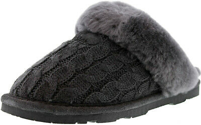 Bearpaw Women's Effie Ankle-High Fabric Slipper