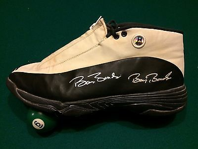 2002 Barry Bonds Game Used San Francisco Giants - Signed Single Cleat - BondsCOA