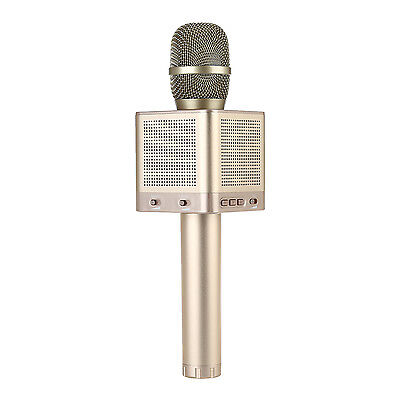 Brand MicGeek Q10S Wireless BT Microphone Karaoke KTV Player For Samsung iPhone