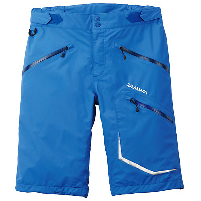 Sale Daiwa DR-5007P Shorts Water Resistant Lightweight Blue Size L 251198