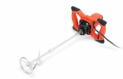 Nordstrand 1600W Pro Portable Hand-Held Mixer Stirring Tool for Cement Plaster -