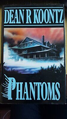 Phantoms by Dean R. Koontz Hardback Book The Cheap Fast Free Post