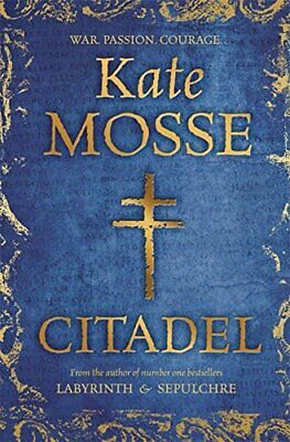 The Citadel by Mosse, Kate Book The Cheap Fast Free Post