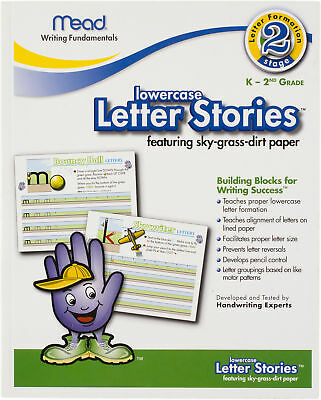 Mead Writing Fundamentals - Lowercase Letter Stories