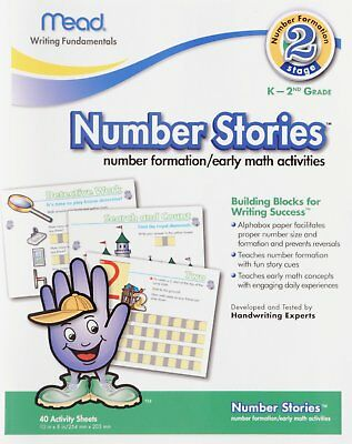 Mead Writing Fundamentals - Number Stories