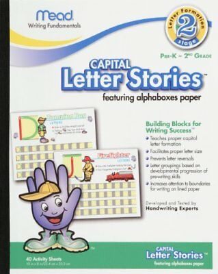 Mead Writing Fundamentals - Capital Letter Stories