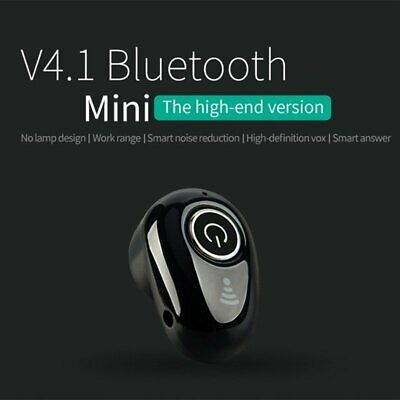 Bluetooth 4.1 Wireless Stereo Earphone Earbuds Sport  Headphone for iPhone7plus