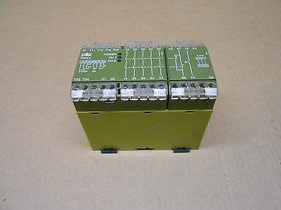 1 New Pilz Pnoz-3 Pnoz3 474894 Safety Relay 24Vdc 4.5W 5No/1N0 1Nc
