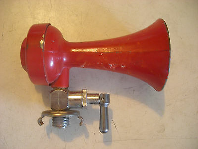 Vintage Falcon Car Boat Air Horn Metal Non Magnetic Horn Cone