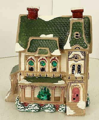 Ramsey Hill Christmas Snow Village Dept 56 5067-9 1986