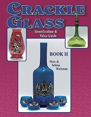 Crackle Glass Vol. 2 : Identification and Value Guide