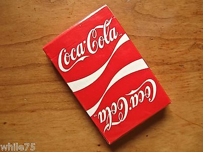 Coca-Cola Playing Cards - Bridge - still sealed