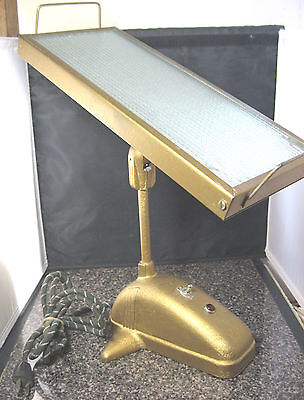 1940s VTG Infra Appliance Articulated Theraplate Medical Quack Device Infra-red