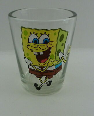 Nickelodeon SpongeBob Squarepants Shot Glass