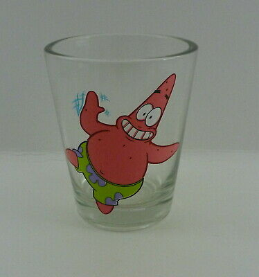Nickelodeon SpongeBob Squarepants Patrick Shot Glass