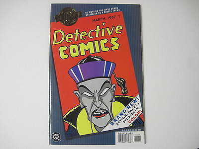 Dc Comics Millennium Edition: Detective Comics #1 (March 1937) January 2001