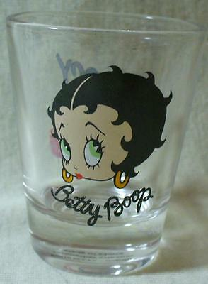 Betty Boop Classy Chic Shot Glass