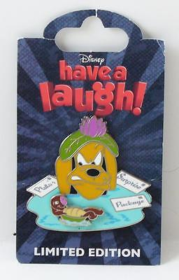 Disney Have A Laugh Pluto's Surprise Package LE Pin