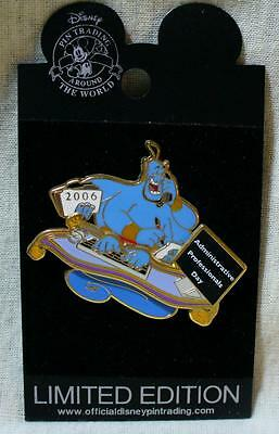 Walt Disney World Genie Administrative Professionals Day 2006 LE Pin