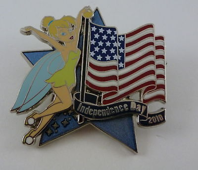 Disney Tinker Bell Independence Day 2010 LE Pin