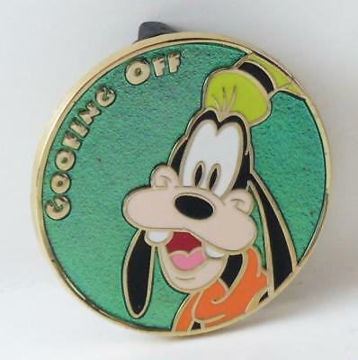 Disney Buttons Mystery Collection Goofy LE Pin