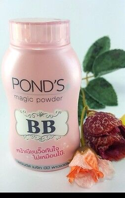 Pond's Double UV Protection Oil & Blemish Control Magic BB Powder Face, Skin 50g