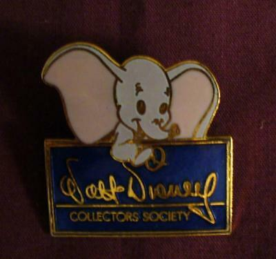 WDCC Walt Disney Collectors Society 1995 Dumbo Pin