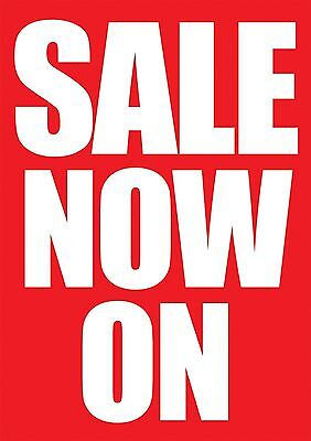 SALE NOW ON Poster, Ideal for RETAIL Large & Quality, FREE P+P, CHOOSE YOUR SIZE