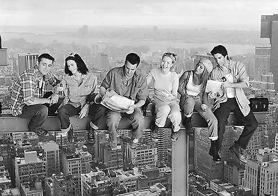 Friends Poster US TV Joey Rachel Ross, Quality Large, FREE P+P, CHOOSE YOUR SIZE