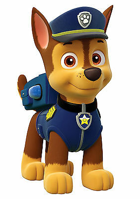 Paw Patrol Poster Chase Hit Kids TV Star, Sports Day, FREE P+P, CHOOSE YOUR SIZE