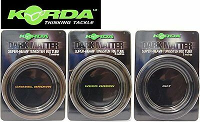 KORDA DARK MATTER Super-Heavy Tungsten Rig Tube 2 Metre