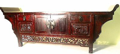 Antique Chinese Petit Altar (5325) , Circa 1800-1849