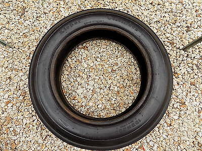 Vintage 1955 Kleber Colombes 155 X 400 Tire Used On Citroen Traction Avant