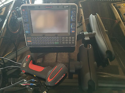 VM1 Thor CE 6.0 with arms 1980i scanner for forklift Honeywell free shipping