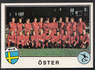 Panini Sport Superstars Euro Football 1982 - Sticker No 142 - Oster