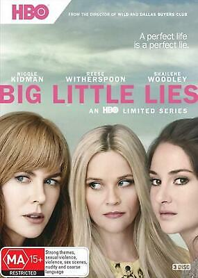 Big Little Lies : Season 1 - DVD Region 4 Free Shipping!