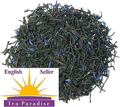 EARL GREY  BLACK LOOSE LEAF TEA TOP CLASS ORGANIC BERGAMOT OIL (10g - 500g)