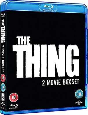 The Thing (Double Pack Including Original) [Blu-ray] [Region Free] - DVD  RCVG