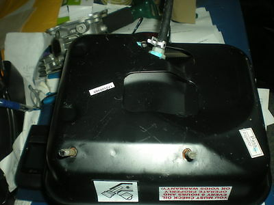 new karting racing Predator fuel tank and muffler