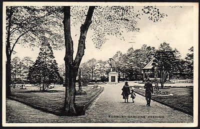 Postcard - Berkshire - Forbury Gardens, Reading