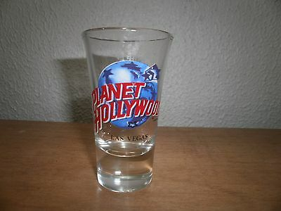 Planet Hollywood Las Vegas shot glass