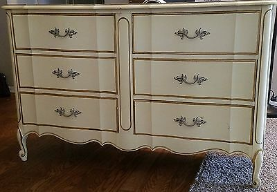 French Provincial Style Dresser By Dixie