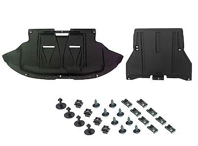 Skid Plate Transmission Protection + Installation Kit Manual Compatible with
