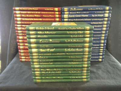 Complete Set Of Classic Adventures For Children 52 Fabbri Hbs